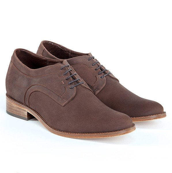 Schuhe mit Erhöhung PESARO